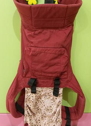 Эрго рюкзак переноска