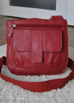 Кожаная сумка  hotter benidicta  / шкіряна сумка