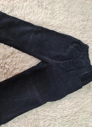 Вельвет штани