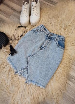Юбка джинсова, нова