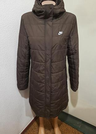 Nike пуховик, пальто