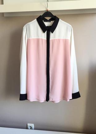 Элегантная шифоновая блуза
