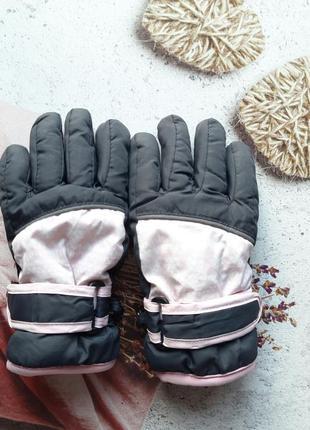 Варежки краги перчатки 2/5 лет