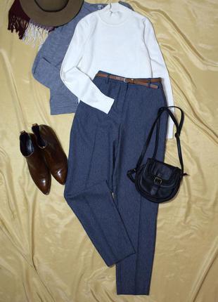 Базові брюки з поясом