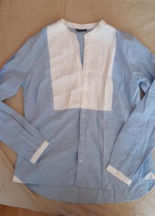Новая классная рубашка, под джинсы супер helene fisher