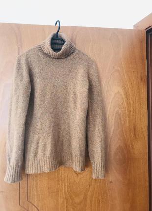 Кашемировый свитер loro piana элитный кашемир 🐐