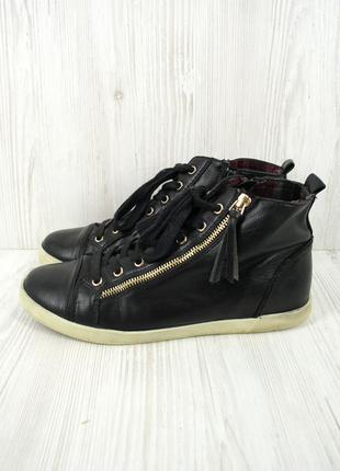 Стильные демисезонные ботинки, кеды graceland. размер uk41.