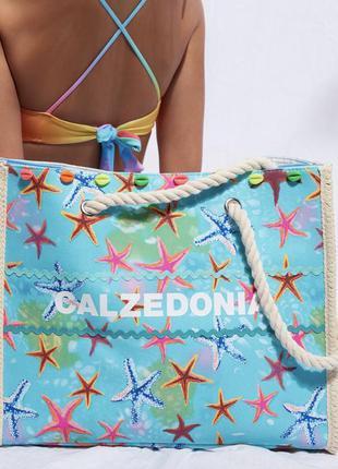 Пляжная сумка calzedonia
