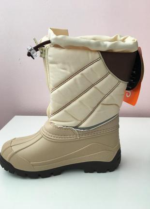 Зимові чобітки demar milo