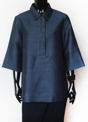 Блуза cos  лен  в составе новая без бумажных бирок