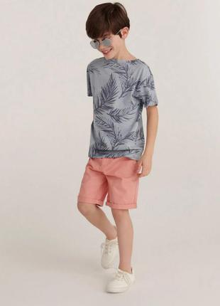 Хлопковые шорты для парня reserved польша, размер 164.