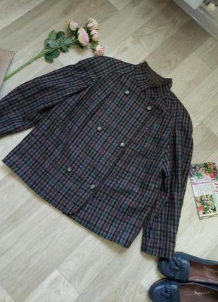 Весенне-осенний пиджачок-жакет  р 46-48