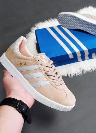 Женские кроссовки adidas gazelle 💐