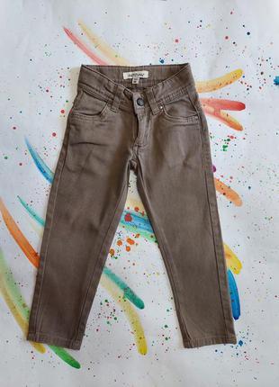 Брюки коттон хлопок штаны 92 - 98 см 2 -3 года
