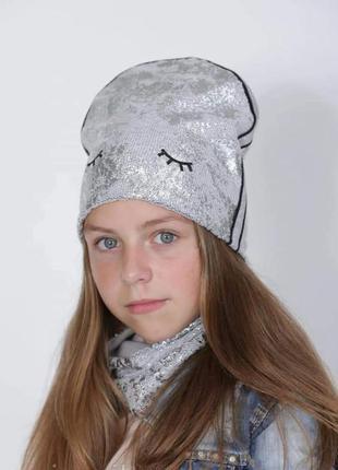 Комплект хомут и шапка