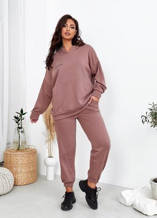 Спортивный костюм штаны кофта брюки женский
