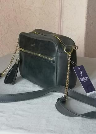 Новая сумка кросс-боди через плечо