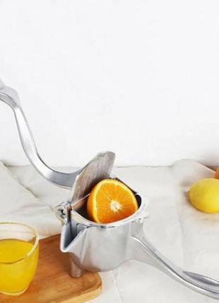 Соковижималка ручна для фруктів hand juicer 70395