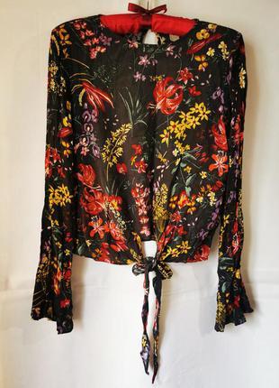 Стильная блузка