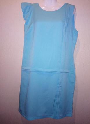 🌺 🌿 🍃 милое платье /нарядное платье р.48 🌺 🌿 🍃