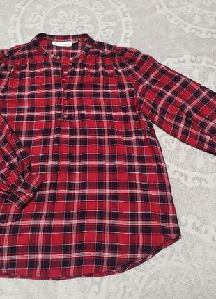 Хорошая❤️ блуза, рубашка на осень, зиму, вискоза