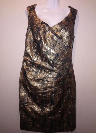 """🌺 🌿 🍃распродажа ❗ нарядное платье р.46 """"alexon""""🌺 🌿 🍃"""