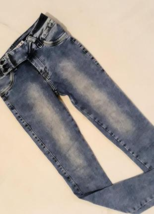 🔥джинсы скини стрейч штаны обмен