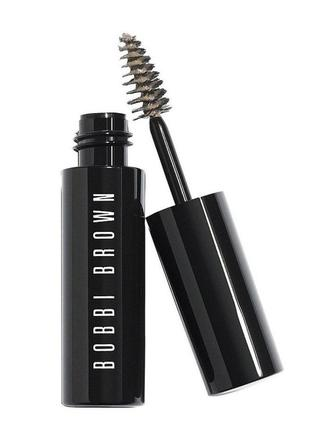 Тушь для бровей bobbi brown natural brow shaper & hair touch up