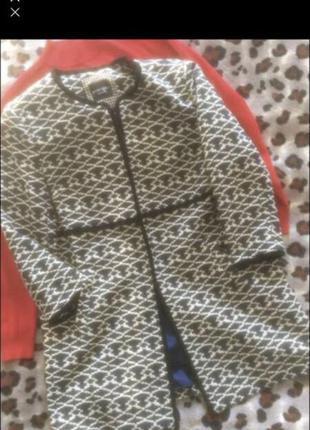 Пальто полупальто пиджак кардиган жакет женский