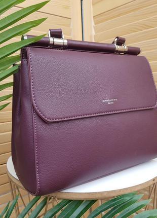 Бесплатная доставка стильная женская сумка кроссбоди клатч david jones