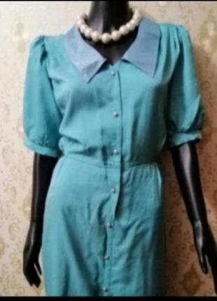 Фирменное платье винтаж