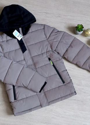 Куртка светоотражатель, зима