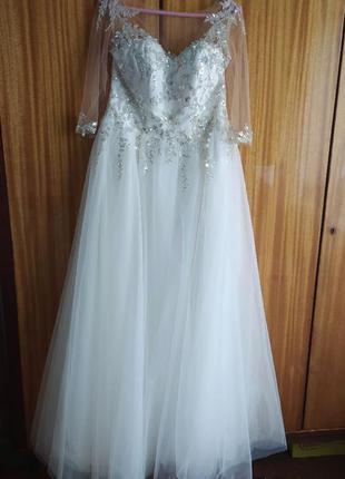 Весільна сукня😍 свадебное платье