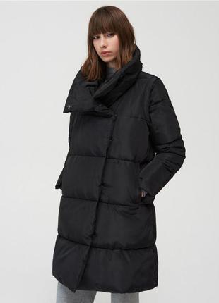 Новая жилетка пальто 2в1 mohito