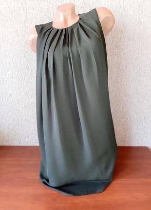 Платье с подкладкой h&m