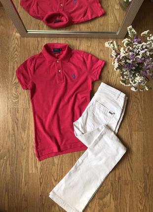 Футболка polo 👚 трендовий колір