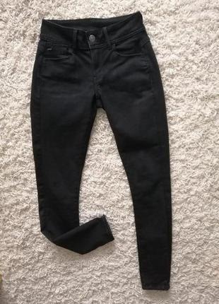 Бомба! брендовые утягивающие джинсы скинни g-star raw где-то на 36 р в прекрасном состоянии