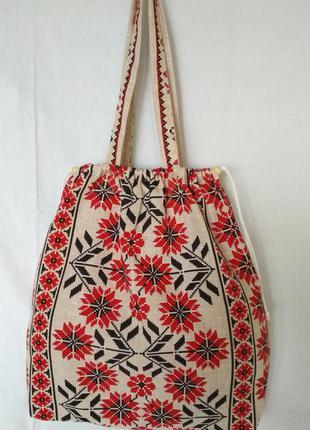 Сумка торбочка шопер