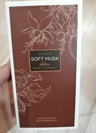 Soft musk delice, аромат, парфумна вода