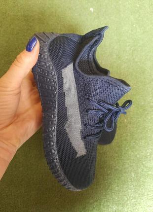 Текстильные кроссовки, мокасины, тапочки на сменку, на тренировку, прогулку с 32 по 37р.