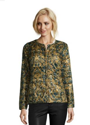 Новая куртка twin-set жакет осень весна лёгкая оригинал двухсторонная