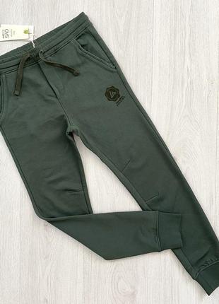 Теплые трикотажные подростковые спортивные штаны джоггеры для мальчика ovs италия