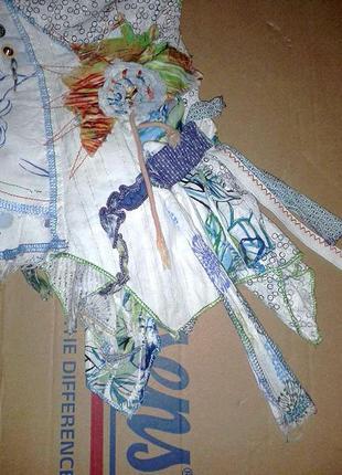 Топ блуза бренд juju&christine франция коттон 100% с черепами, с логотипом черепа