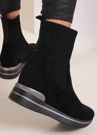 Очень легкие демисезонные ботинки