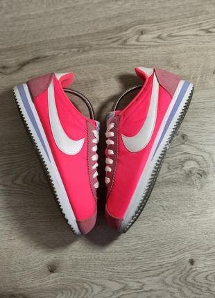 Nike cortez мягкие и удобные кежуал кроссовки