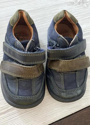 Ботиночки кларкс