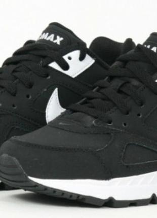 Оригинал. кожаные кроссовки nike air max ivo ltr