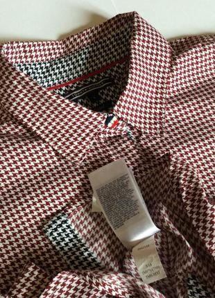 Женская рубашка блуза tommy hilfiger р 6 (xs-s)