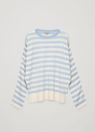 Новый свитер cos 100% шерсть мериноса cos