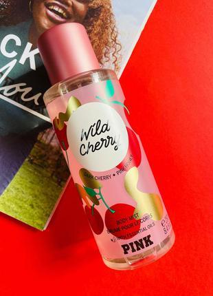 Спрей wild cherry от pink vs ❤️